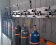 实验室气体管路