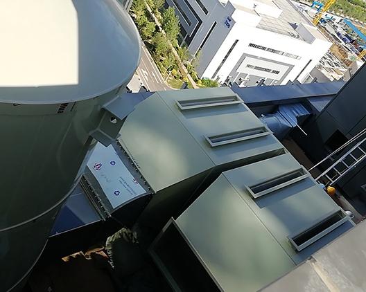 厂房通风系统