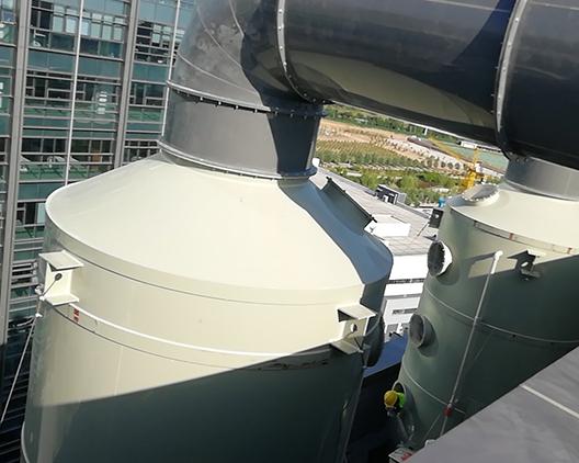 工厂通风系统